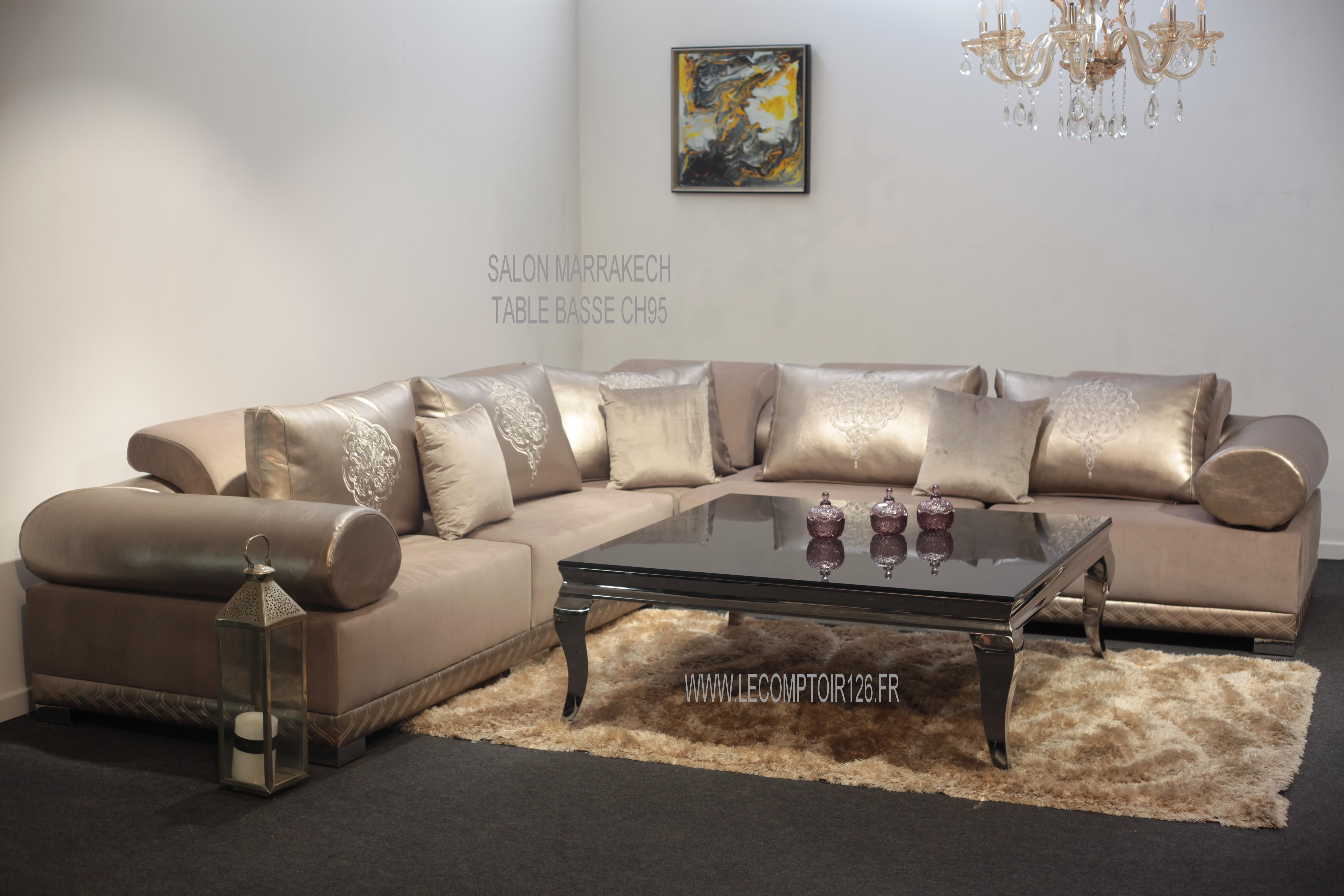 Le Comptoir 126 Lille salon marrakech gold – le comptoir 126