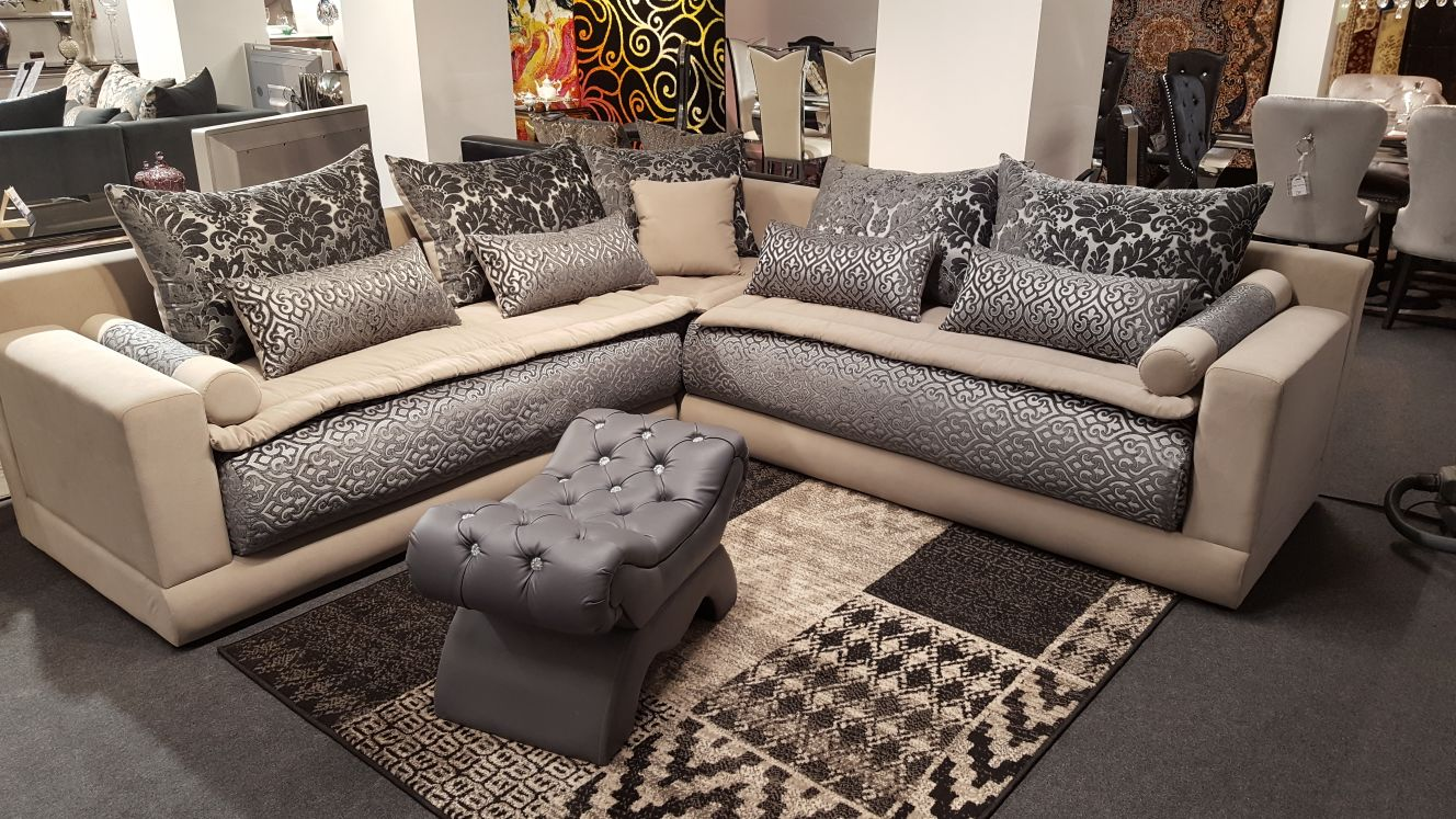 salon marocain le comptoir 126. Black Bedroom Furniture Sets. Home Design Ideas