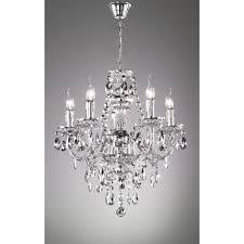 lustre cristal le comptoir 126. Black Bedroom Furniture Sets. Home Design Ideas